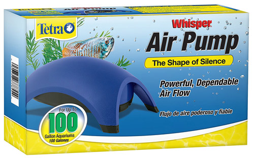 Tetra Whisper Fish Tank Pump