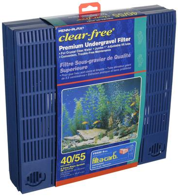 Penn-Plax-Undergravel-Filtration-System