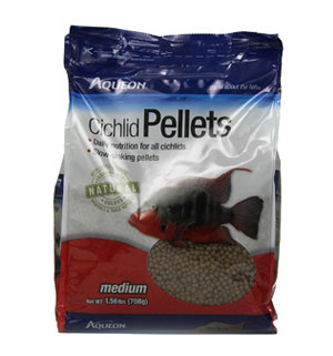Aqueon Cichlid Food