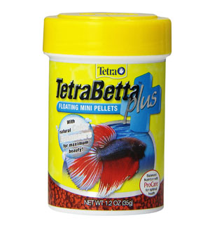 Tetra Betta Fish Food