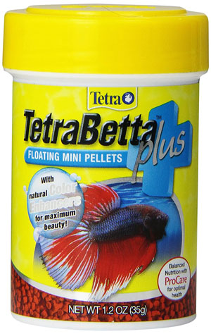 TetraBetta Fish Food