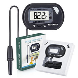 RISEPRO Best Aquarium Thermometer