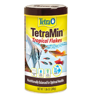TetraMin Tropical Flakes Fish Food