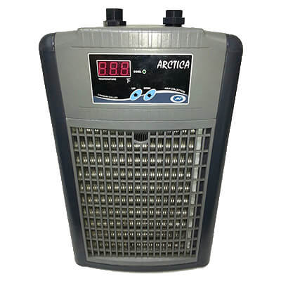 The Aquarium Arctica Titanium Chiller by JBJ