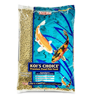Kaytee's Koi Fish Food