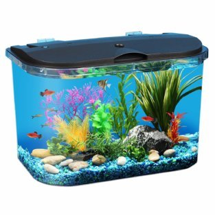 Koller Products Beginner Fish Tank Kit