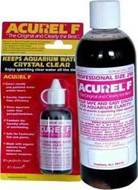 Acurel F Aquarium Water Clarifier