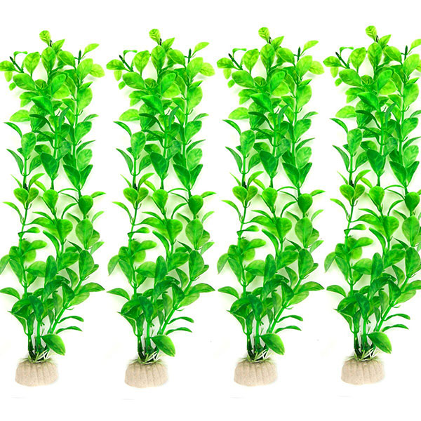 Artificial plants fish tank decorations