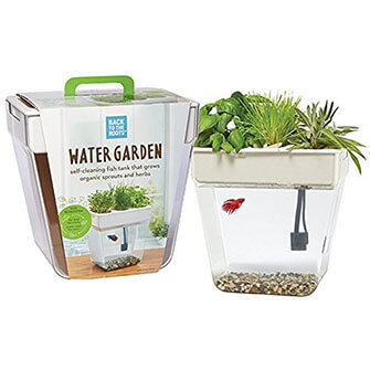 Back To The Roots Aquaponic Fish Tank Kit