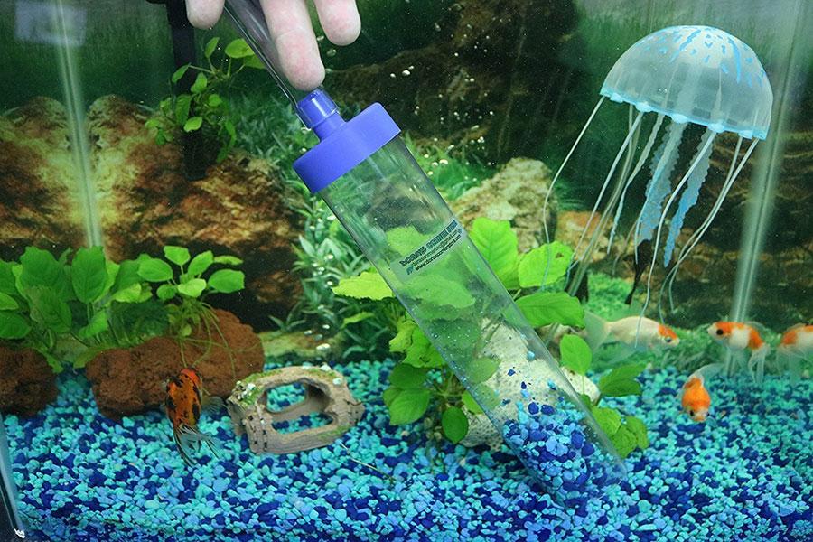 Dora's Corner Aquarium Gravel Vacuum