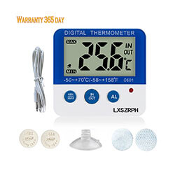 Digital Fish Tank Thermometer