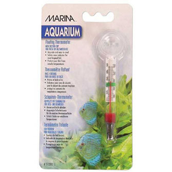 Marina Floating Fish Tank Thermometer