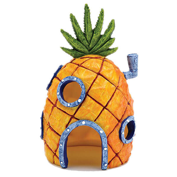 SpongeBob Fish Tank Decoration