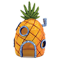 Penn Plax SpongeBob SquarePants Pineapple House